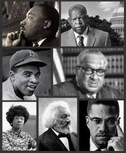 This collage is beautiful.  Let's add to it! (via naacp-oh.org)